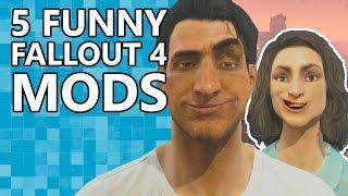 5 Funniest Fallout 4 MODS