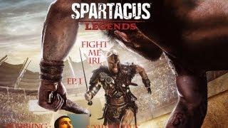 Fight Me IRL - Spartacus Legends
