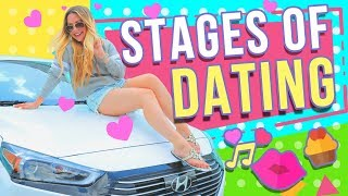 The 4 STAGES of DATING!! (Hint -- it's EXACTLY like Shopping! :-)