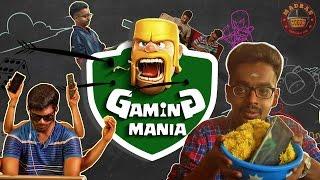 Gaming Mania | Gamer Types & Problems | Madras Meter