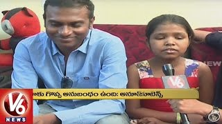 mothers day celebrations in serve needy  anup rubens celebrates mothers day with orphans  v6news