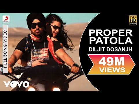 Xxx Mp4 Diljit Dosanjh Diljit Dosanjh Proper Patola Feat Badshah Full Video Ft Badshah 3gp Sex