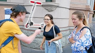 What do GIRLS think of Scooters? Q&A