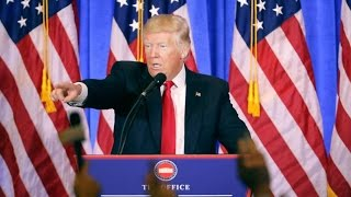 "President-elect Donald Trump: ""if Putin likes Trump, that"