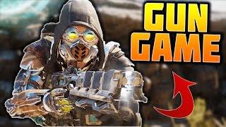BlackJack Gun Game! (DLC WEAPONS ONLY GUN GAME) | BLACK OPS 3