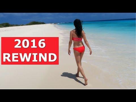 2016 WAS INSANE TRAVEL VLOG IV