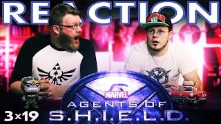 Agents of Shield 3x19 REACTION!!