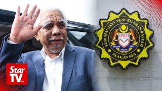 MACC probe: KTMB chairman hands over doc related to RM1.4mil payment to Sarawak Report editor