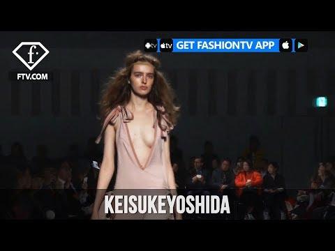 Tokyo Fashion Week Spring/Summer 2018 - KEISUKEYOSHIDA   FashionTV