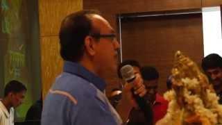 Priyamanasam(Third sanskrit movie of india)-pooja Function-Vinod Mankara-PART 3