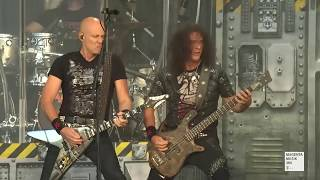 ACCEPT Die By The Sword Live @ Wacken 2017 OFFICIAL LIVE CLIP