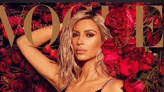 Kim Kardashian Faces BACKLASH Over Vogue India Cover & Here's Why