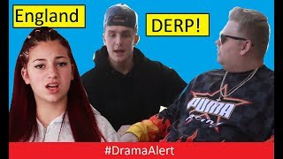 Jake Paul EXPLAINS (England is my City) #DramaAlert Banks Update! Bhad Bhabie Alien!