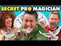 Undercover Magician SURPRISES Regular People (React)