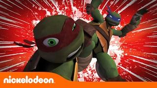 El último en Pie - TMNT Las Tortugas Ninja - Mundonick Latinoamérica