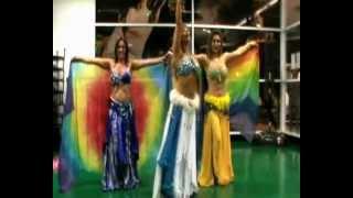 (Music Tamill )Coreografia basico /intermediário  Mariza Lima k@2 Sorocaba para o SBT TodaTarde