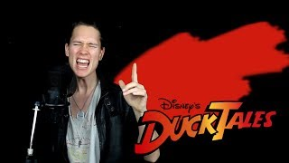 DUCKTALES THEME (Metal Cover)