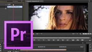 Adobe Premiere Pro - #17: Efecto cinematográfico