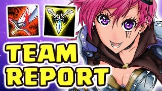 MY ENTIRE TEAM REPORTED ME AFTER THIS !! SPACE JAM SLAM (23 KILLS FULL AD VI JUNGLE) - Nightblue3