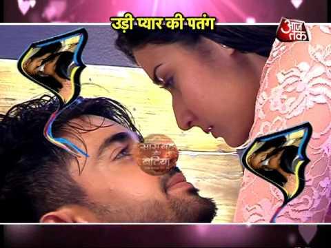 Naamkaran' s Bedroom romance of Neil& Avni