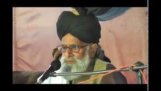 Speech by Pir Allama Anwar Hussain Jalowani  | تقریر: پیرعلامہ انوار حسین جلوانوی