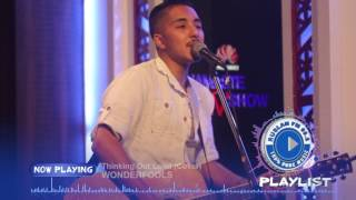 Thinking out loud (Cover) - Wonderfools (Ruslan Namaste LIVE) (HD) (HUAWEI Namaste TV Show)