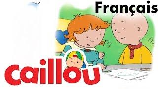 Caillou FRANÇAIS - Caillou et le grand toboggan (S04E05) | conte pour enfant