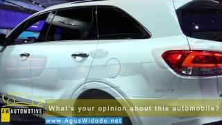 KIA Sorento SXL V6 AWD 2017