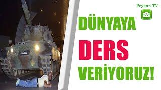 Yabancı basında darbe girişimi, Övgü dolu açıklamalar, Dış basında TÜRKİYE!