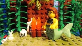 The LEGO Mermaid 2