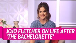 JoJo Fletcher Is 'Thankful' for Her Life After 'The Bachelorette'