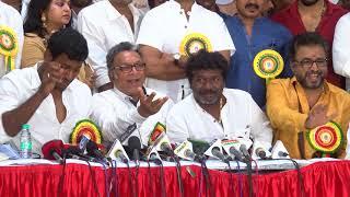 Vishal nassar and karthi to contest again in nadigar sangam election | tamil news | redpix kollywood