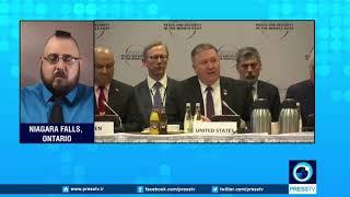 Zarif describes U.S.-sponsored Warsaw conference as anti-Iran circus