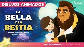 La Bella y la Bestia cuento para niños | Cuentos Infantiles en Español