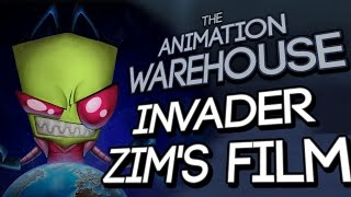 FACT CHECK: The Original Invader Zim Film, 'Invader Dib' (Feat. RoboBuddies) The Animation Warehouse