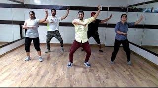 CHANDIGARH RETURNS (3 LAKH) | Bhangra |Bhangra Fitness Classes - Panchkula