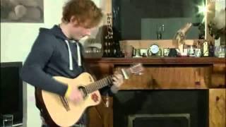 Ed Sheeran  Small Bump Live On Ustream