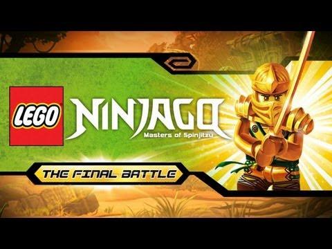 LEGO® Ninjago The Final Battle Universal HD Gameplay Trailer