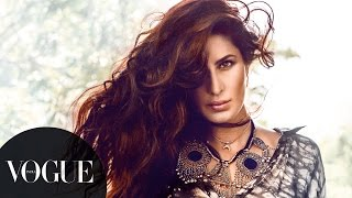 Behind-the-Scenes with Katrina Kaif | Exclusive Cover Photoshoots | VOGUE India