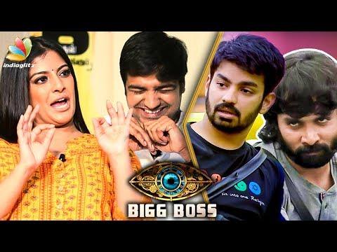 Xxx Mp4 என்னடா Snehan விட Speed Ah இருக்க Sathish Varalakshmi Interview Bigg Boss Tamil Mahat 3gp Sex