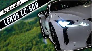 HeavyRacing Erklärt! ► Lexus LC-500 ◄