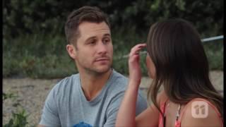 [Neighbours] 7636 Mark & Paige Flashback The Kiss Scene 3