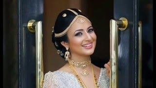 Ishitha's wedding, Divyanka Tripathi's bridal hot shoot in Sri Lanka,මේ ආදරයි මේ...