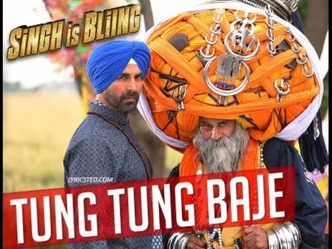 Tung Tung Bajel Video Song Releases | Singh Is Bling - Akshay Kumar
