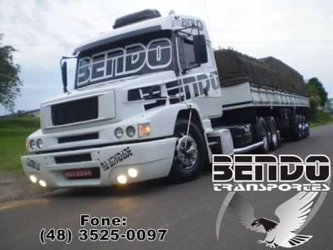 Caminhões e Carretas.