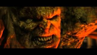 The Incredible Hulk (2008) - Hulk VS Abomination, Full Fight