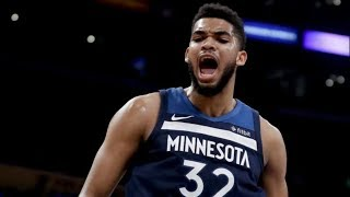 Karl Anthony Towns $190M Super-Max Extension! 2018-19 NBA Season