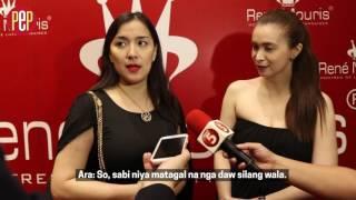 Sunshine Cruz asked Ara Mina about Macky Mathay