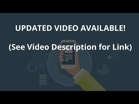 Mobile Responsive Content (NEW VERSION AVAILABLE, SEE DESCRIPTION)