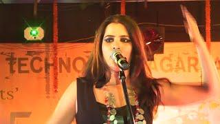 DUM DUM ANDAR   Sona Mohapatra live performance at NIT Agartala during AAYAM 5.0 [HD 1080p]